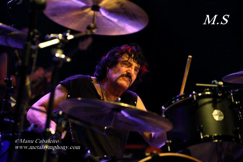 Drum Wars 11 Carmine & Vinny Appice/Drum Wars   1 noviembre de 12   Sala Caracol (Madrid)
