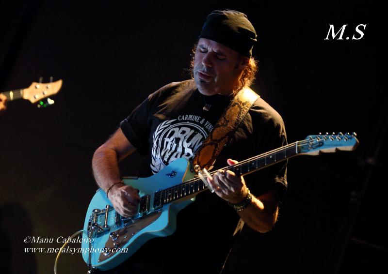 Drum Wars 12 Carmine & Vinny Appice/Drum Wars   1 noviembre de 12   Sala Caracol (Madrid)