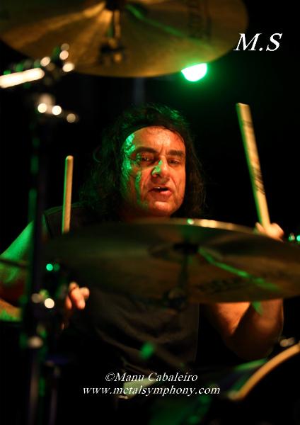 Drum Wars 16 Carmine & Vinny Appice/Drum Wars   1 noviembre de 12   Sala Caracol (Madrid)