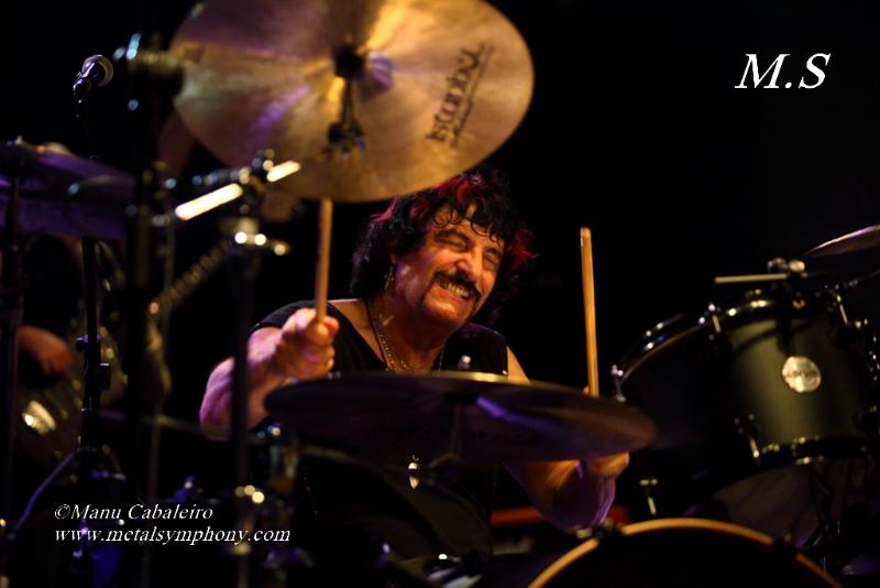 Drum Wars 19 Carmine & Vinny Appice/Drum Wars   1 noviembre de 12   Sala Caracol (Madrid)
