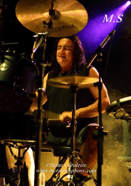 Drum Wars 2 Carmine & Vinny Appice/Drum Wars   1 noviembre de 12   Sala Caracol (Madrid)