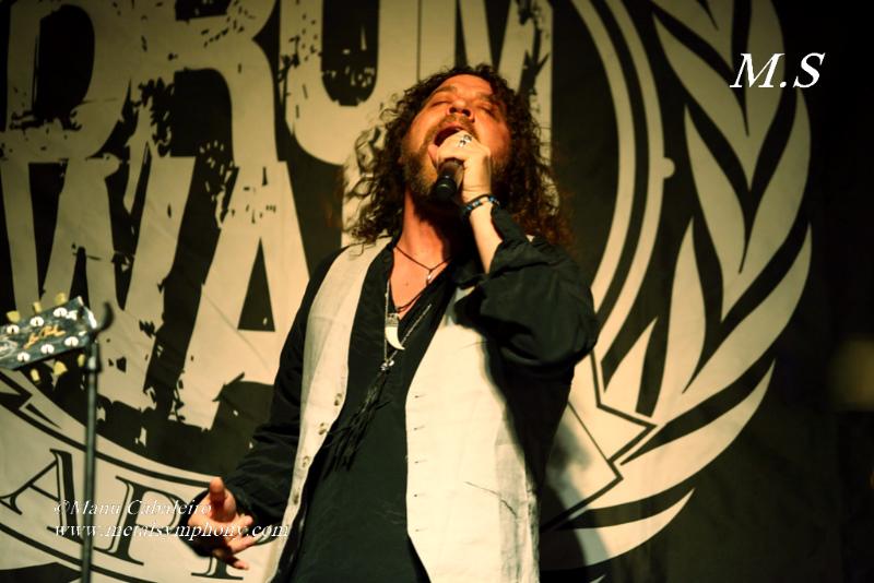 Drum Wars 4 Carmine & Vinny Appice/Drum Wars   1 noviembre de 12   Sala Caracol (Madrid)