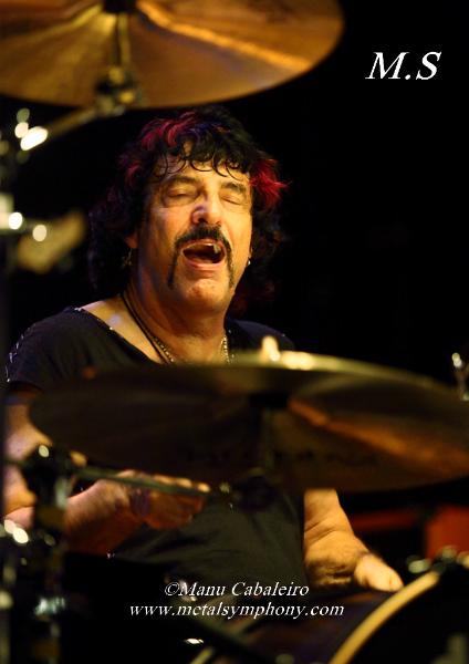 Drum Wars 7 Carmine & Vinny Appice/Drum Wars   1 noviembre de 12   Sala Caracol (Madrid)