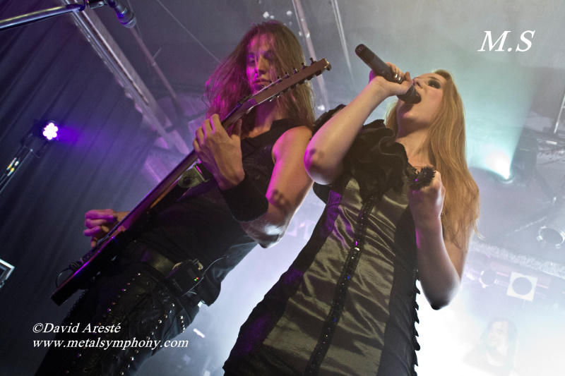 DSC 0031 Epica + Stream of Passion   19 de Abril12   Sala Razzmatazz 2 (Barcelona)