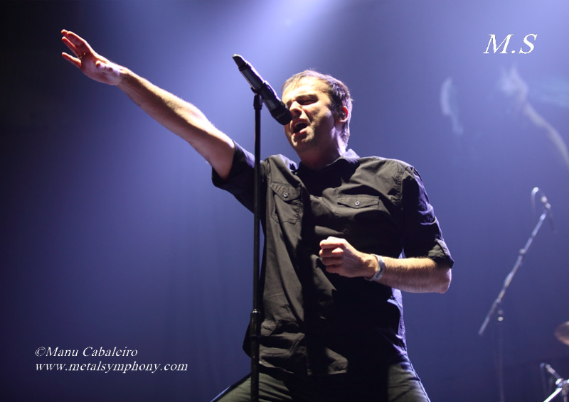 Blind Guardian 5 Judas Priest + Blind Guardian + U.D.O   16 de Mayo12   St. Jordi Club (Barcelona)