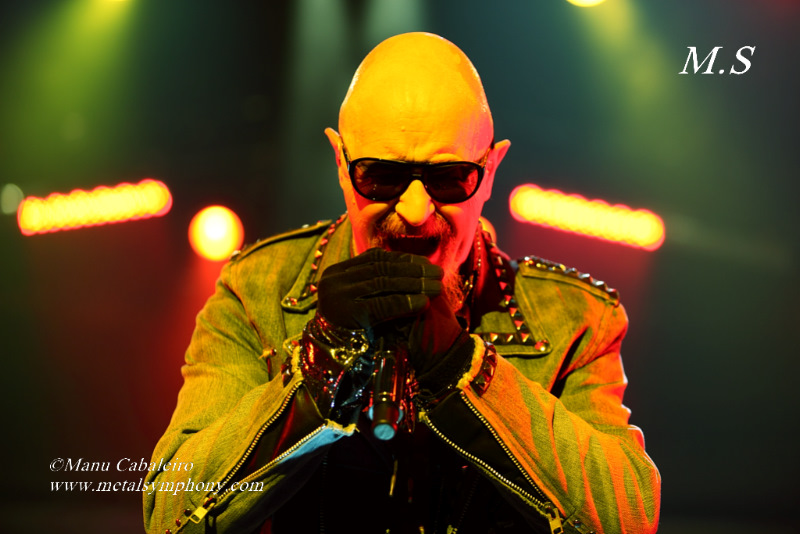 Judas Priest 10 Judas Priest + Blind Guardian + U.D.O   16 de Mayo12   St. Jordi Club (Barcelona)