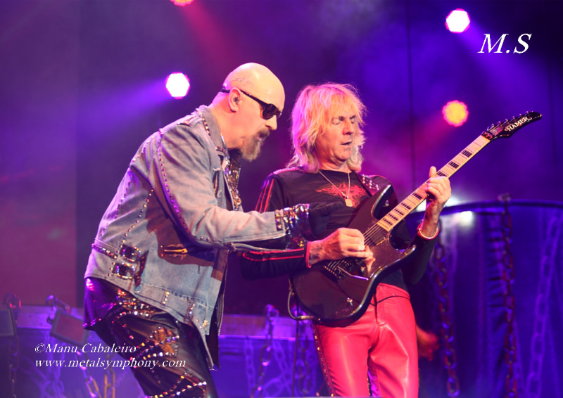 Judas Priest 12 Judas Priest + Blind Guardian + U.D.O   16 de Mayo12   St. Jordi Club (Barcelona)