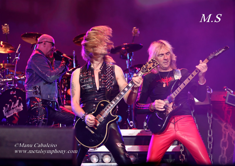 Judas Priest 13 Judas Priest + Blind Guardian + U.D.O   16 de Mayo12   St. Jordi Club (Barcelona)