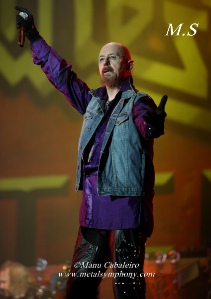 Judas Priest 19 Judas Priest + Blind Guardian + U.D.O   16 de Mayo12   St. Jordi Club (Barcelona)