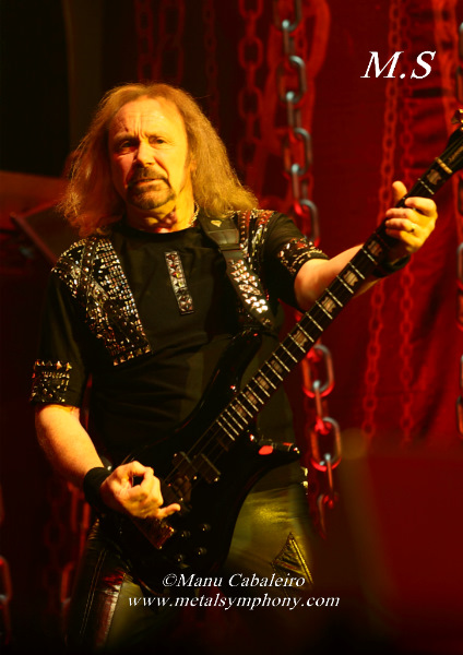 Judas Priest 6 Judas Priest + Blind Guardian + U.D.O   16 de Mayo12   St. Jordi Club (Barcelona)