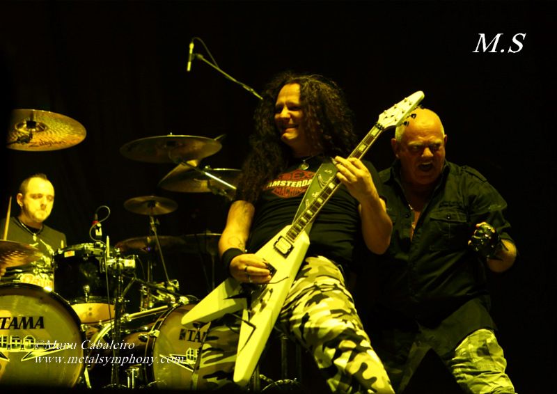 UDO 2 Judas Priest + Blind Guardian + U.D.O   16 de Mayo12   St. Jordi Club (Barcelona)