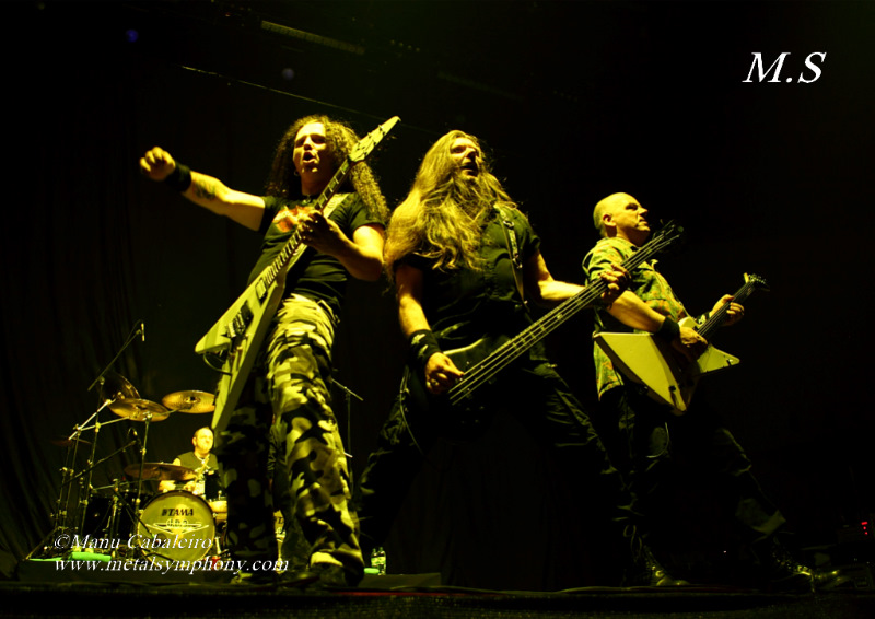 UDO 3 Judas Priest + Blind Guardian + U.D.O   16 de Mayo12   St. Jordi Club (Barcelona)