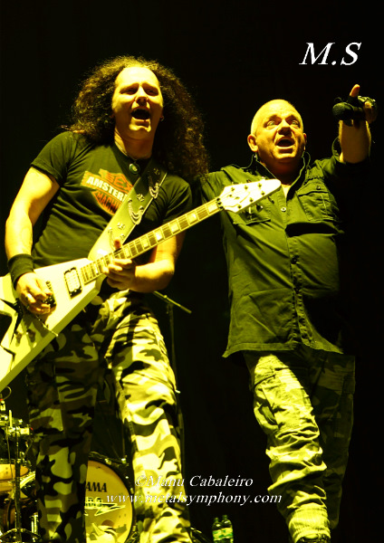UDO 4 Judas Priest + Blind Guardian + U.D.O   16 de Mayo12   St. Jordi Club (Barcelona)