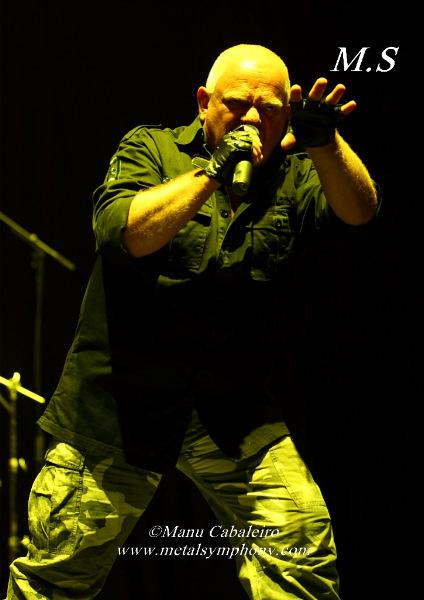 UDO 7 Judas Priest + Blind Guardian + U.D.O   16 de Mayo12   St. Jordi Club (Barcelona)