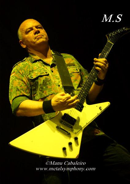 UDO 8 Judas Priest + Blind Guardian + U.D.O   16 de Mayo12   St. Jordi Club (Barcelona)