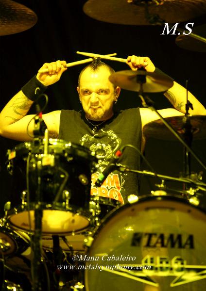 UDO 9 Judas Priest + Blind Guardian + U.D.O   16 de Mayo12   St. Jordi Club (Barcelona)