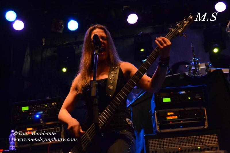 DSC 0261 Kamelot + Xandria + Triosphere + Blackguard   11 de Noviembre12   Sala Caracol (Madrid)