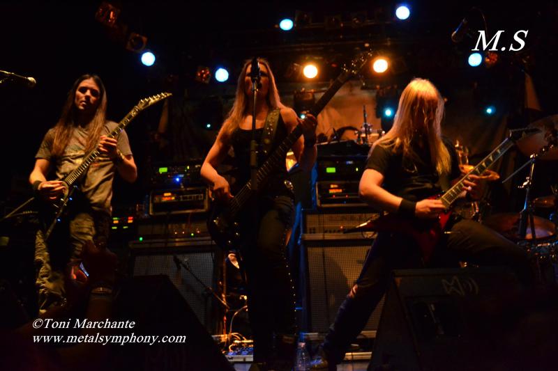 DSC 0278 Kamelot + Xandria + Triosphere + Blackguard   11 de Noviembre12   Sala Caracol (Madrid)