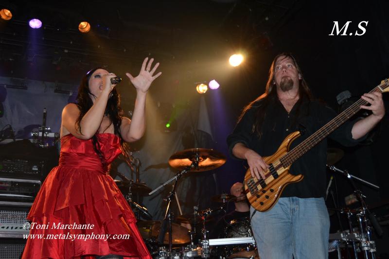 DSC 0295 Kamelot + Xandria + Triosphere + Blackguard   11 de Noviembre12   Sala Caracol (Madrid)