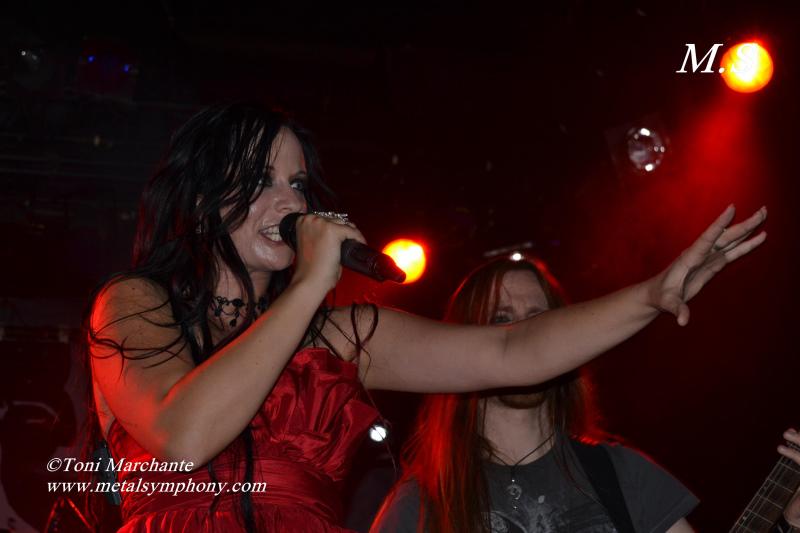 DSC 0308 Kamelot + Xandria + Triosphere + Blackguard   11 de Noviembre12   Sala Caracol (Madrid)