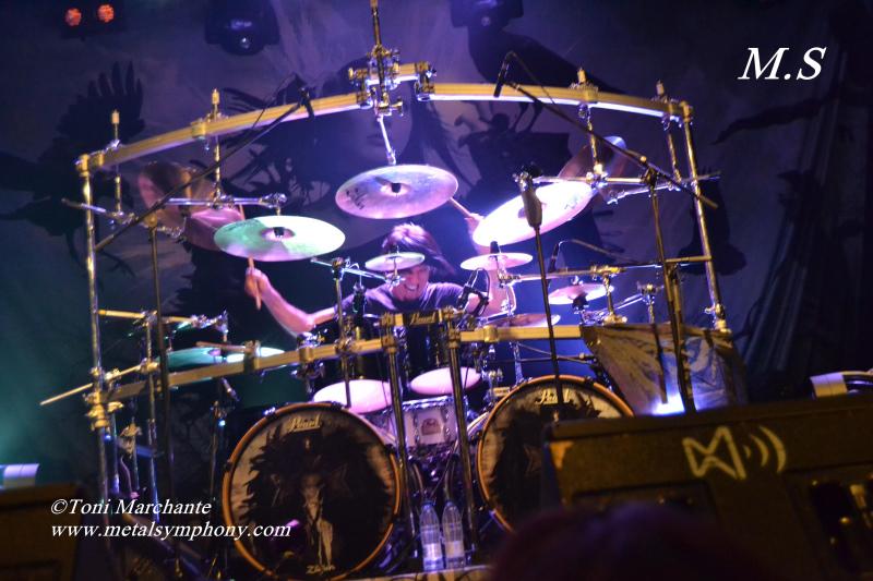 DSC 0708 Kamelot + Xandria + Triosphere + Blackguard   11 de Noviembre12   Sala Caracol (Madrid)