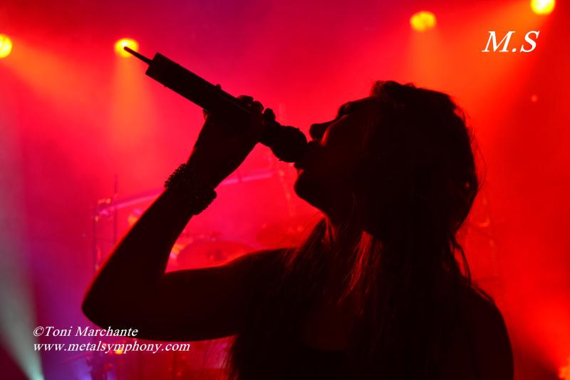 DSC 0769 Kamelot + Xandria + Triosphere + Blackguard   11 de Noviembre12   Sala Caracol (Madrid)