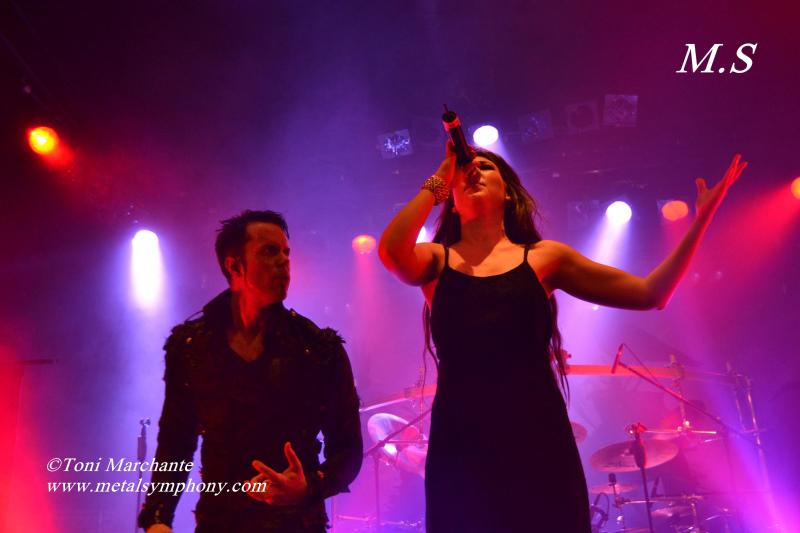 DSC 0781 Kamelot + Xandria + Triosphere + Blackguard   11 de Noviembre12   Sala Caracol (Madrid)
