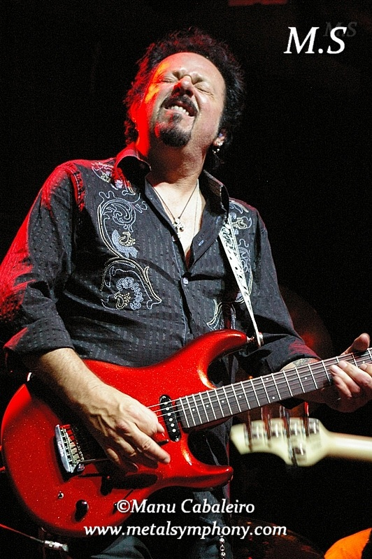 Steve Lukather06 Hamlet, Inlogic, Vintage, Tears of Martyr, The Poodles, Steve Lukather...