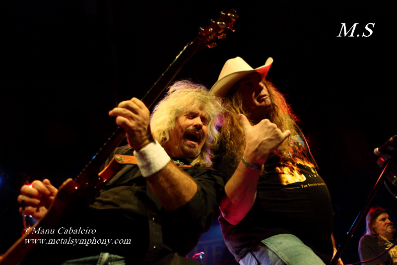 Molly Hatchet 12 Molly Hatchet – 12 Diciembre12 – Sala Caracol (Madrid)
