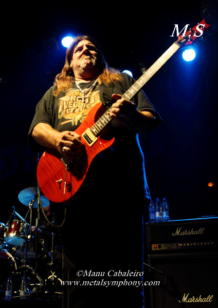 Molly Hatchet 2 Molly Hatchet – 12 Diciembre12 – Sala Caracol (Madrid)