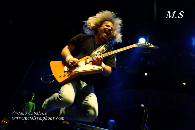 Molly Hatchet 21 Molly Hatchet – 12 Diciembre12 – Sala Caracol (Madrid)