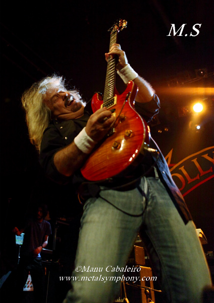 Molly Hatchet 5 Molly Hatchet – 12 Diciembre12 – Sala Caracol (Madrid)