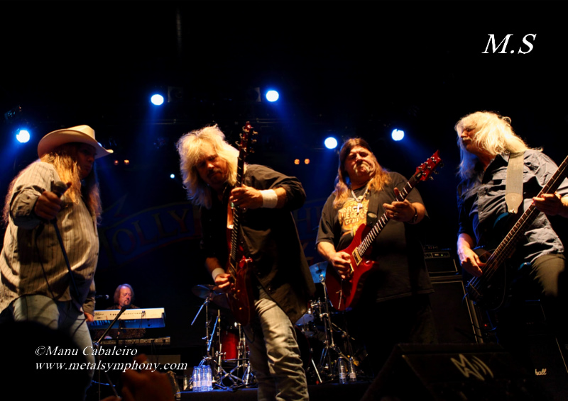 Molly Hatchet 6 Molly Hatchet – 12 Diciembre12 – Sala Caracol (Madrid)