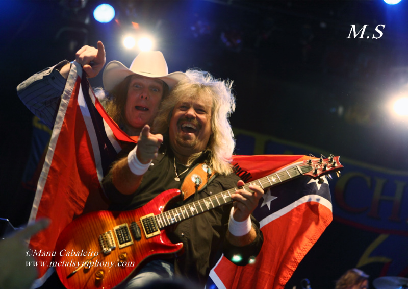 Molly Hatchet 7 Molly Hatchet – 12 Diciembre12 – Sala Caracol (Madrid)