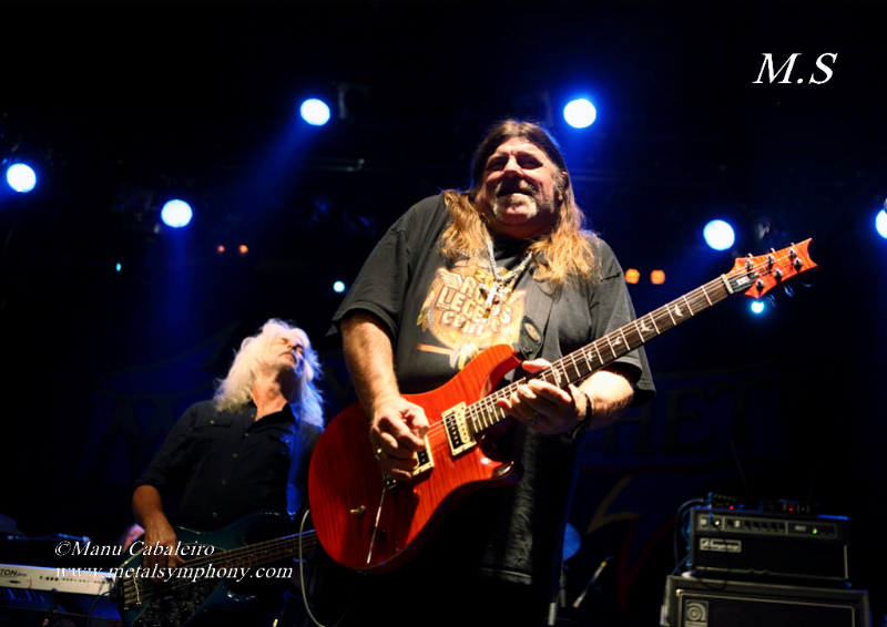 Molly Hatchet 9 Molly Hatchet – 12 Diciembre12 – Sala Caracol (Madrid)
