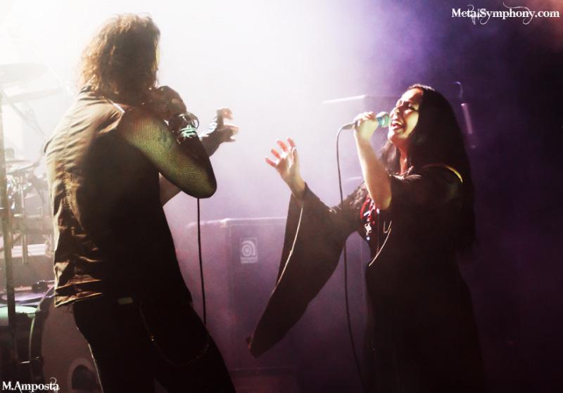 moon11 Moonspell + Helevorn + Obsidian Kingdom   7 de Diciembre11   Sala Salamandra ( LHospitalet de Ll.   Barcelona )