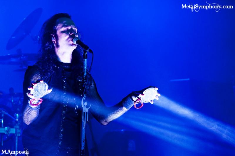 moon12 Moonspell + Helevorn + Obsidian Kingdom   7 de Diciembre11   Sala Salamandra ( LHospitalet de Ll.   Barcelona )