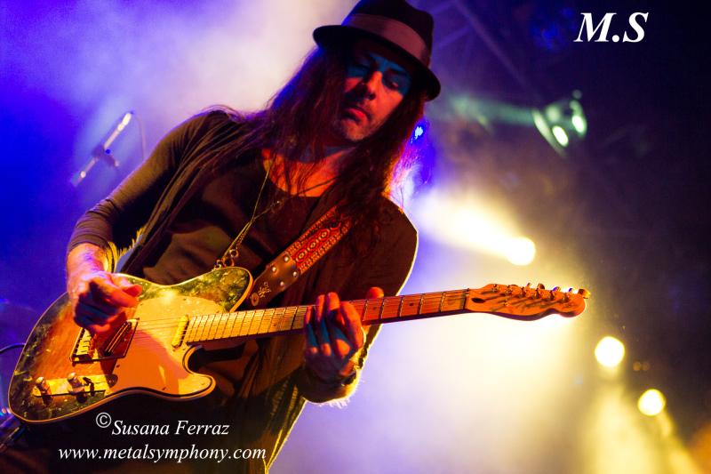 rk1 Richie Kotzen   1 de Diciembre12   Sala Caracol (Madrid)