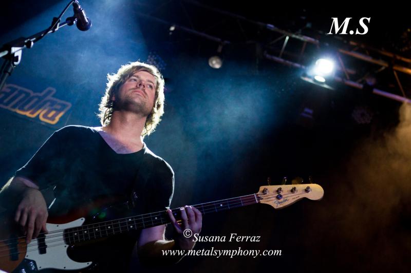 rk12 Richie Kotzen   1 de Diciembre12   Sala Caracol (Madrid)