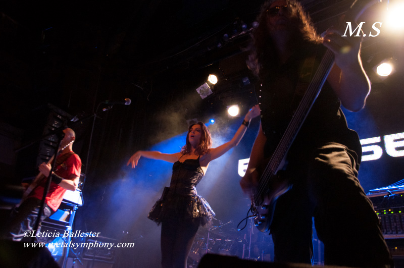 e85 Therion + Elyose + Antalgia   4 de Octubre12   Sala Arena (Madrid)