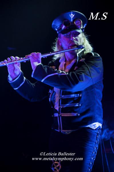 t94 Therion + Elyose + Antalgia   4 de Octubre12   Sala Arena (Madrid)