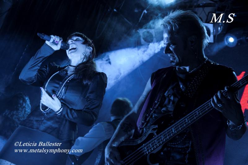 t95 Therion + Elyose + Antalgia   4 de Octubre12   Sala Arena (Madrid)