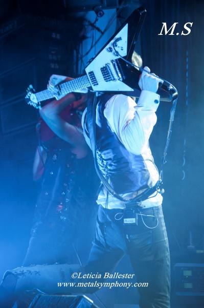 t98 Therion + Elyose + Antalgia   4 de Octubre12   Sala Arena (Madrid)