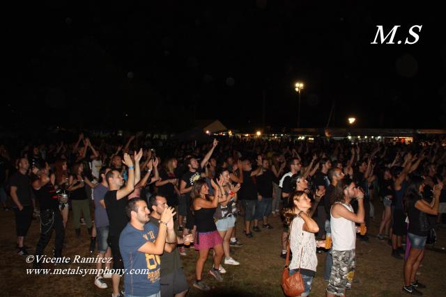 Costa de Fuego: Primeras Impresiones - 20/21 de Julio'12 - Benicàssim (Castellón)