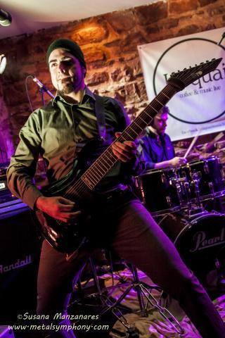 Achokarlos Band - 30 de Noviembre'13 - Sala Iroquai (Jaén)