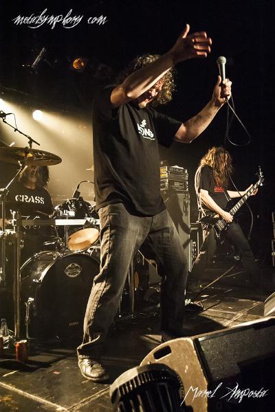 aenemy14 Arch Enemy + Voivod + Titans Eve   27 de octubre12   Sala Razzmatazz 2 (Barcelona)