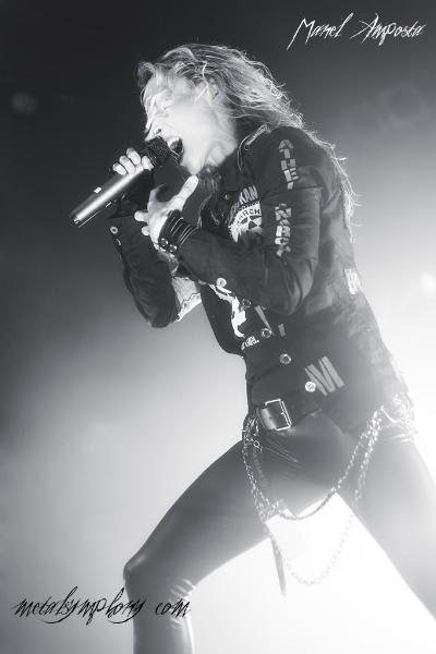 aenemy2 Arch Enemy + Voivod + Titans Eve   27 de octubre12   Sala Razzmatazz 2 (Barcelona)