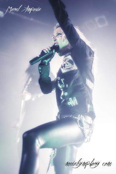 aenemy3 Arch Enemy + Voivod + Titans Eve   27 de octubre12   Sala Razzmatazz 2 (Barcelona)