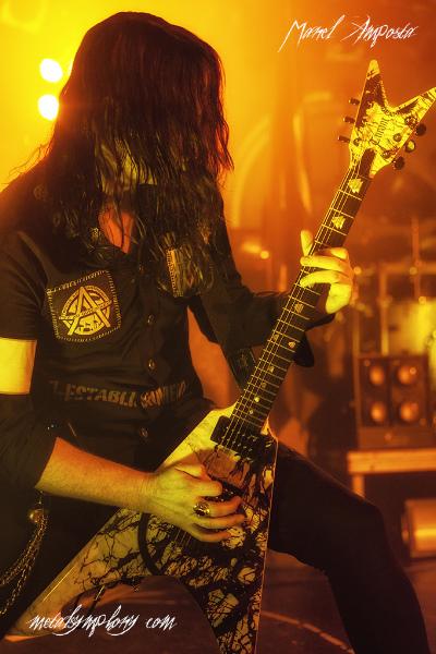 aenemy4 Arch Enemy + Voivod + Titans Eve   27 de octubre12   Sala Razzmatazz 2 (Barcelona)