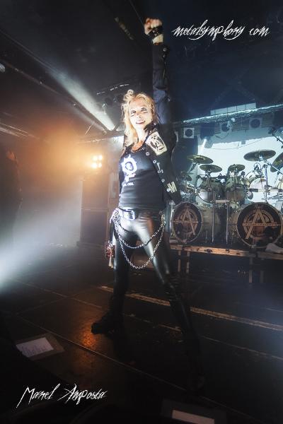 aenemy5 Arch Enemy + Voivod + Titans Eve   27 de octubre12   Sala Razzmatazz 2 (Barcelona)